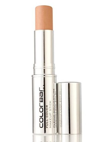 best-drugstore-foundations-for-oily-skin-in-india-colorbar-full-cover-stick-foundation