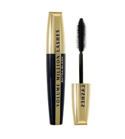 best-drugstore-mascaras-in-india-loreal-paris-voluminous-million-lashes-mascara