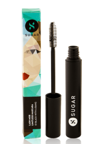 best-drugstore-mascaras-in-india-sugar-lashmob-limitless-mascara
