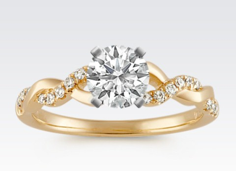 best-engagement-rings-for-brides-mixed-metals-diamond-ring-2