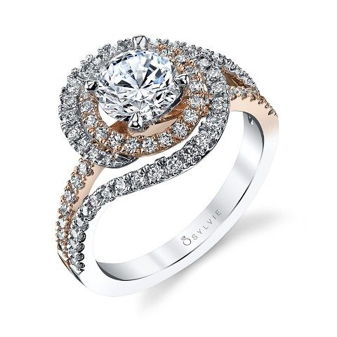 best-engagement-rings-for-brides-mixed-metals-diamond-ring-3