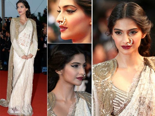 best-ethnic-looks-of-sonam-kapoor-in-saree