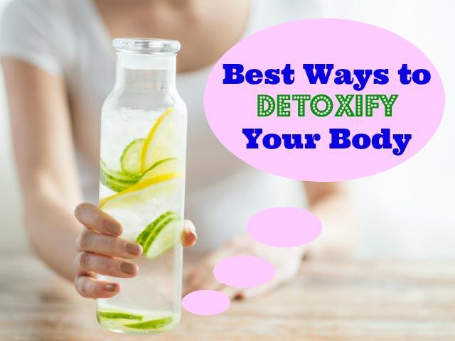 best-ways-to-detoxify-your-body