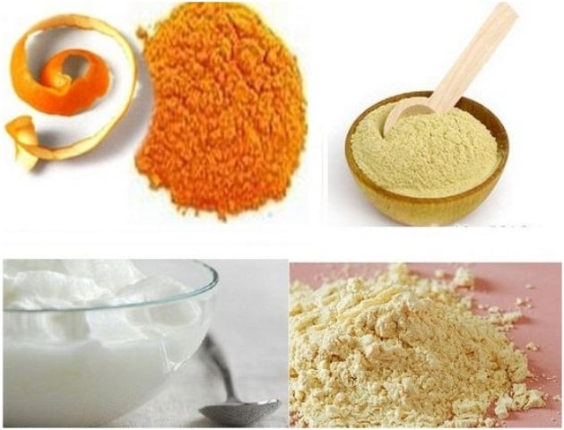 best-homemade-orange-peel-face-packs-for-oily-skin-gram-flour-and-curd