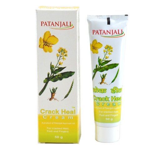 best-foot-creams-in-india-for-dry-feet-patanjali-crack-heal-cream