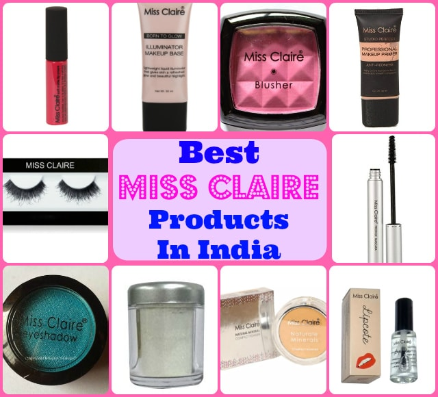 top-10-miss-claire-products-in-india